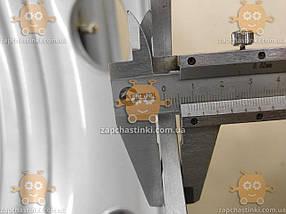 Диск колесный Газель IVECO САМЫЙ МОЩНЫЙ 8мм толщина стенки 1250кг нагр. 15кг (ДК) (Продажа от 2шт) 69311189428, фото 2