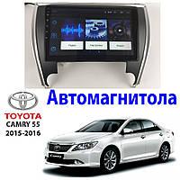 Штатная Android Магнитола на Toyota Camry 55 Euro 2015-2016 Model T3-solution (М-ТК55-10-Т3)