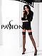 Чулки ST020 5 - XXL nero - Passion, фото 3