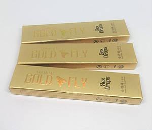 """Капли  женский возбудитель Шпанская мушка, GOLD FLY , Голд Флай, """"Золотая муха"""""""