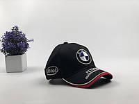 Кепка бейсболка Авто BMW (черная)