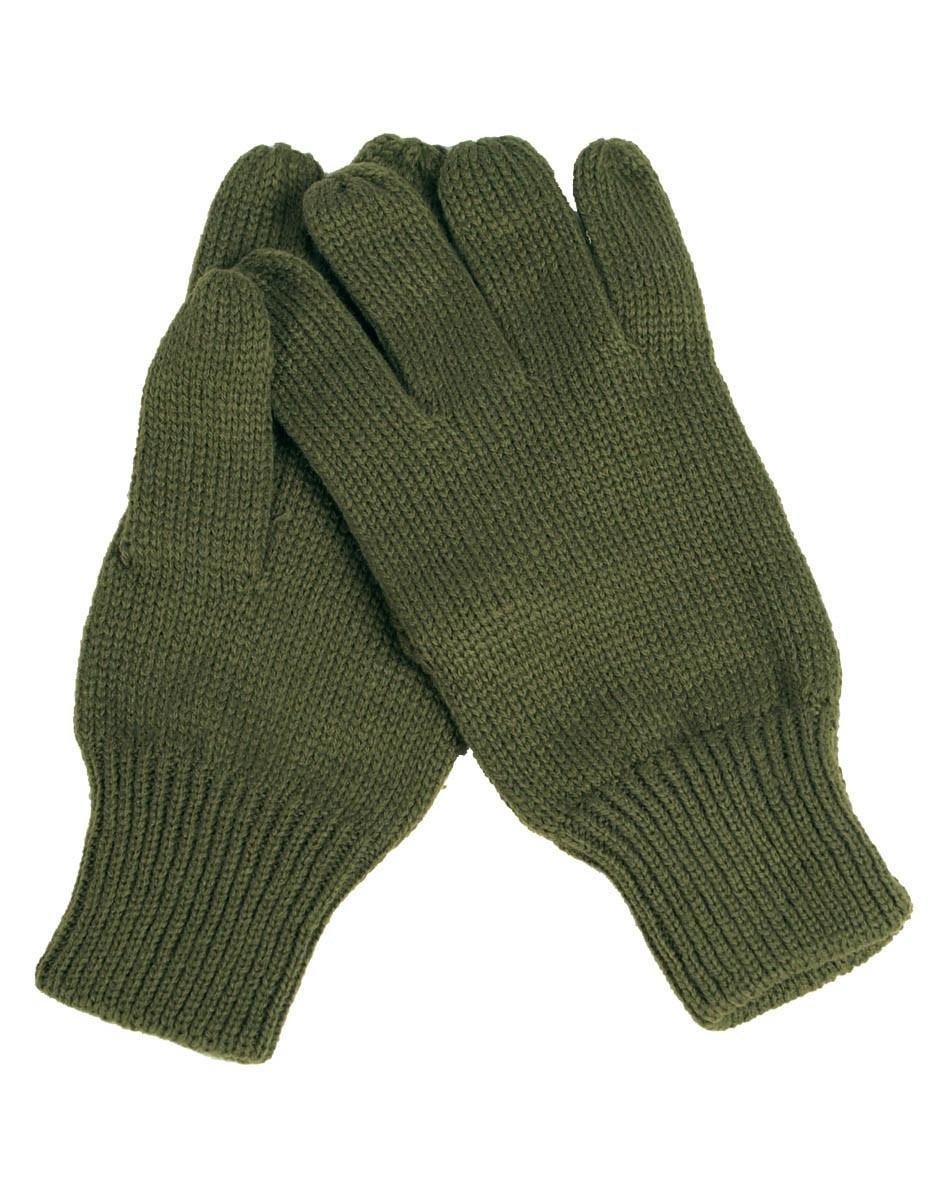 Перчатки акриловые MilTeс Olive 12532001 L