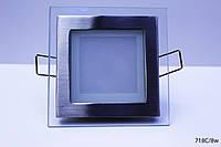 Врезной LED Светильник 4500/6100k