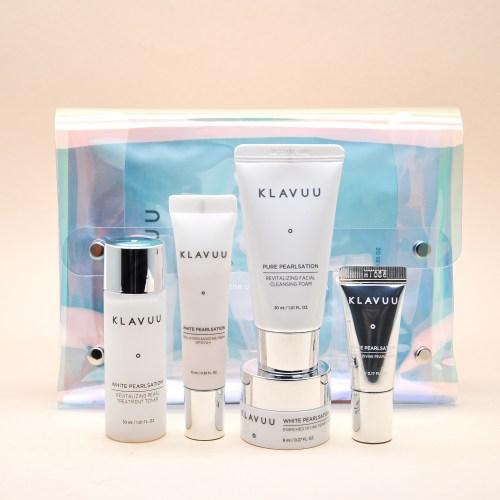 Увлажняющий набор для путешествий Klavuu All-In-One Travel Kit 6 предметов мини-версий