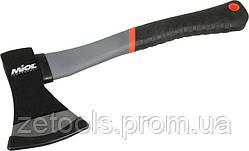 Сокира з пластиковою ручкою 1000 гр Miol 33-069