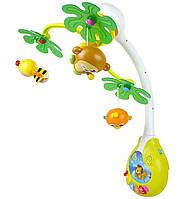 Музыкальный мобиль Веселый остров Hola Toys (818)