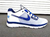 Кросівки чоловічі літні сітка Nike 40 -45 р-р, фото 1