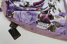 Хустка жіноча атласна елітна турецька 204007, фото 4