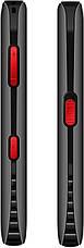 Мобільний телефон ERGO F184 Respect Dual Sim (чорний), фото 3