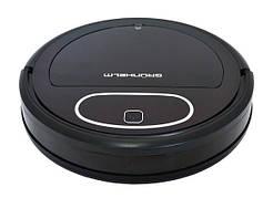 Робот-пылесос Grunhelm GRVC-T1000 Черный