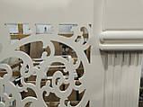 Декоративные резные панели на батарею с колоннами 098, фото 5