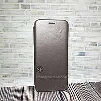 Чехол книжка Aspor для Samsung A50 графит