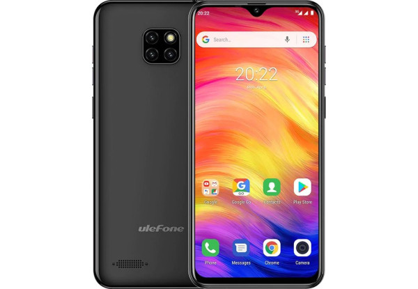 Ulefone Note 7 1/16GB Black (STD03534)