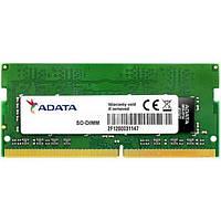 Оперативна память A-Data 8 GB SO-DIMM DDR4 2666 MHz (AD4S266638G19-S)