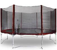 Защитная сетка для батута KIDIGO MAROON 426 см