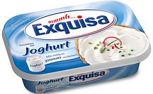 Сыр Exguisa Yoghurt сливочный 14% 200г