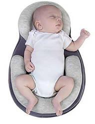 Детская подушка baby sleep positioner Подушка для младенцев Подушка-позиционер для новорожденных