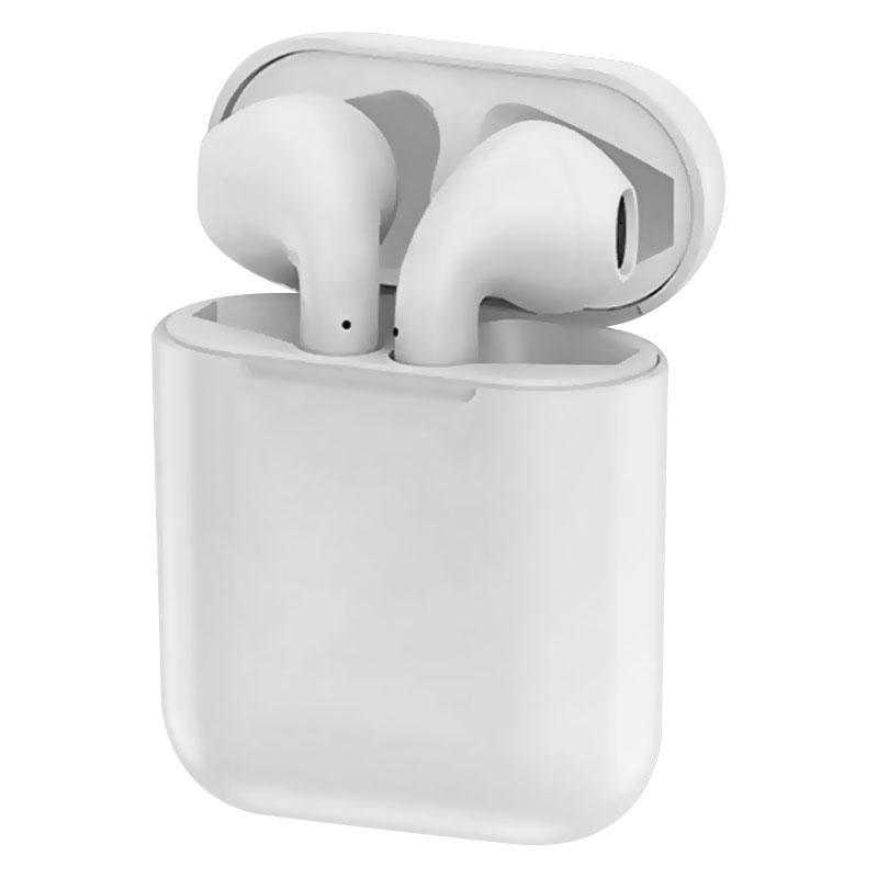 Беспроводные Bluetooth наушники гарнитура XO F60 Plus Original белые TWS
