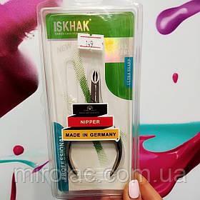 Кусачки для кутикулы Global Fashion Iskhak