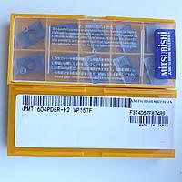 Пластина твердосплавная сменная APMT 1604PDER-H2 VP15TF MITSUBISHI