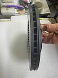 Диск гальмівний передній кіа Соул 1, KIA Soul 2008-13 AM, s517122k100, фото 4
