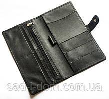 Дорожное портмоне для документов и билетов Air ORGANIZE C021-black черный
