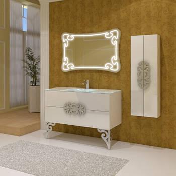 Комплект мебели Marsan Malvin белый