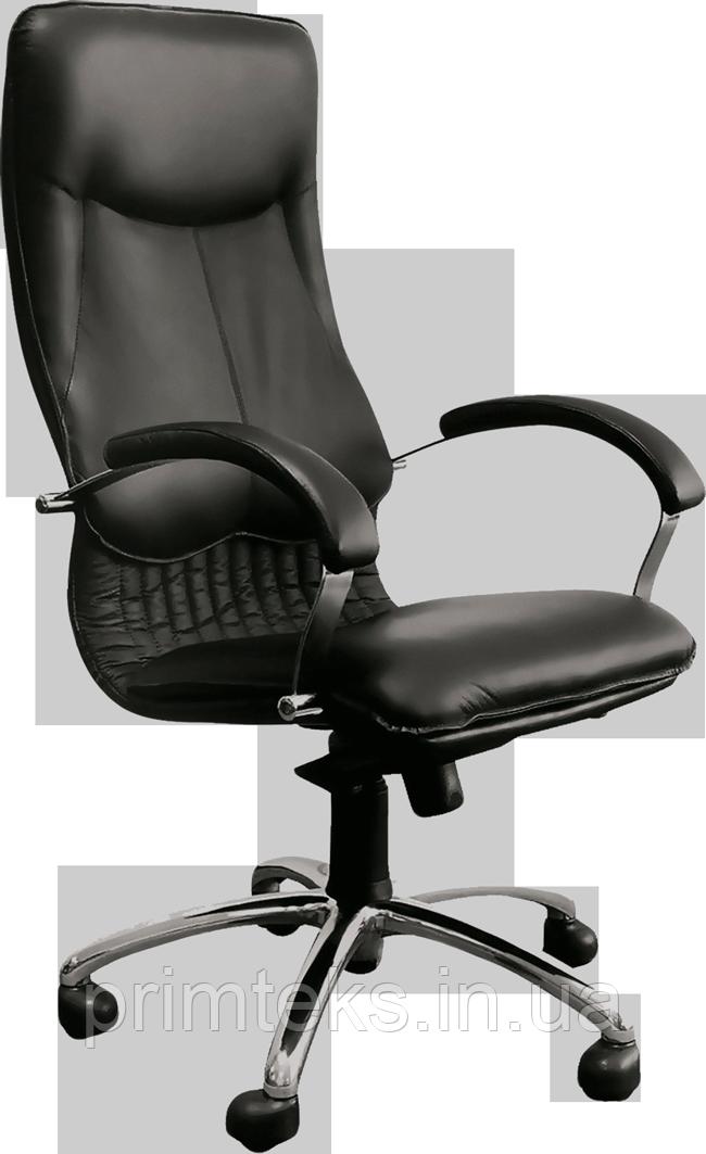 Кресло Nika ( Ника) steel chrome  D-5