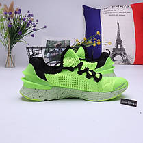 """Кроссовки Jordan React Havoc """"Зеленые"""", фото 2"""