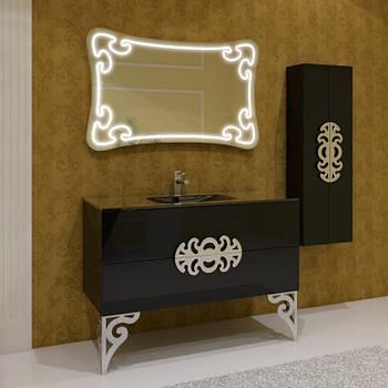 Комплект мебели Marsan Malvin черный