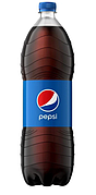 Pepsi-Cola, 2 л, Пепсі-Кола, Класична, Вода солодка