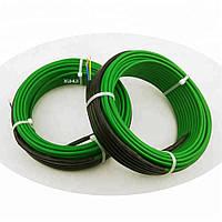 Тепла підлога електрична Ewarm 500Вт (3,1m2) кабельна