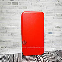 Чехол книжка Aspor для Xiaomi Redmi 8A красная