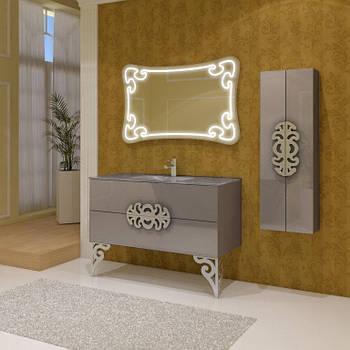 Комплект мебели Marsan Malvin бисмарк