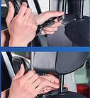 Вентилятор USB Baseus в салон автомобиля. USB вентилятор настольный/авто, фото 8
