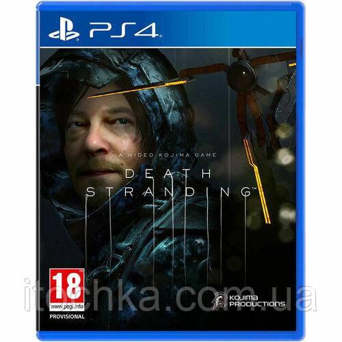 Гра для PS4 Sony Playstation Death Stranding
