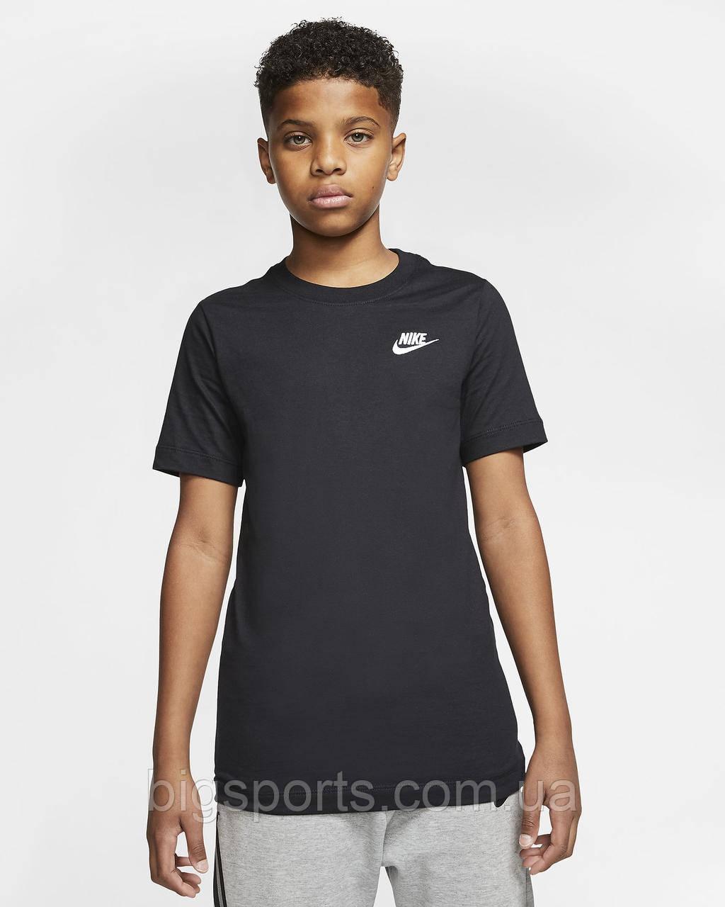 Футболка дет. Nike B Nsw Tee Emb Futura (арт. AR5254-010)