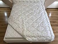 Одеяло полуторное, легкое Мальва 150х215 см. I Одеяло наполнитель холофайбер I Легка ковдра, холофайбер