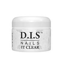 D029 DIS it clear  (Конструирующий прозрачный гель-желе) (30г)