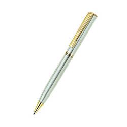 "Шариковая ручка ""Pierre Cardin"" серебристого цвета"