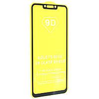 Стекло 9D Huawei P Smart Plus - защитное
