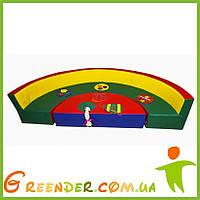 Детская игровая мягкая комната Дидактика