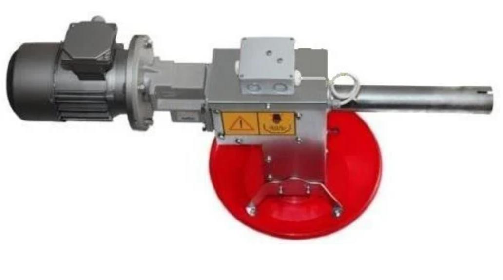 Мотор-редуктор с последней кормушкой для Индеек // 0.37 кВт