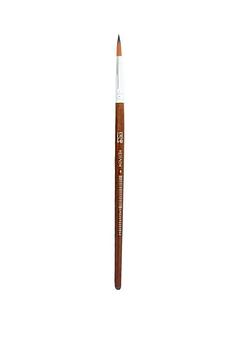 Пензлик художній синтетика круглий №4 Neo Line для акрилових та олійних фарб