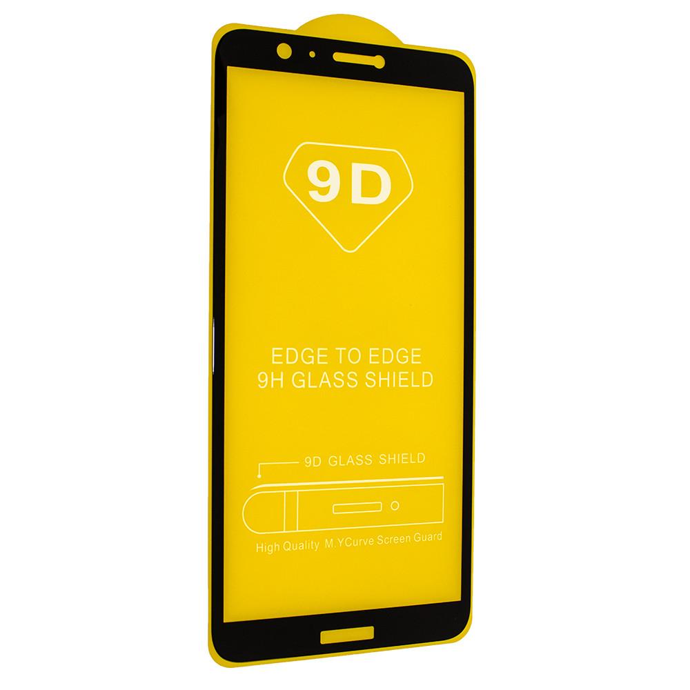 Скло 9D Huawei P Smart 2018 - захисне