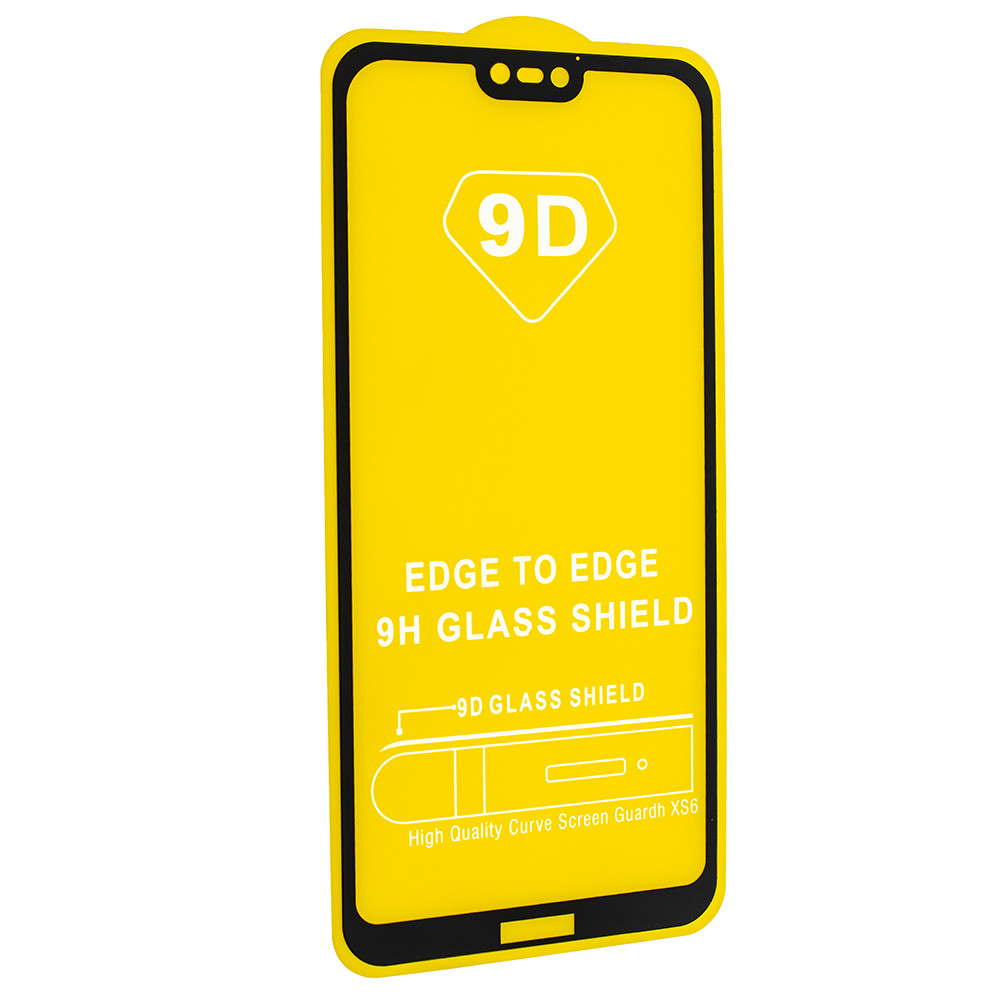 Стекло 9D Huawei P 20 Lite - защитное