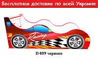 """Кровать машина """" Рэйсинг """" красный"""
