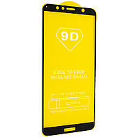 Скло 9D Huawei Y 6 2018 - захисне