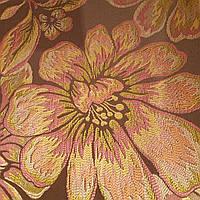 Гобелен-Джаккард  с люрексовой ниткой мебельная ткань для диванов ширина ткани 150 см сублимация 024, фото 1