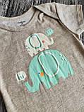 Набір бодіків для хлопчика Gerber  12 міс., фото 3